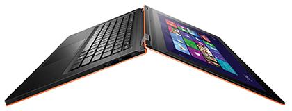 гібридний пристрій планшет -ноутбук Lenovo Yoga Idepad